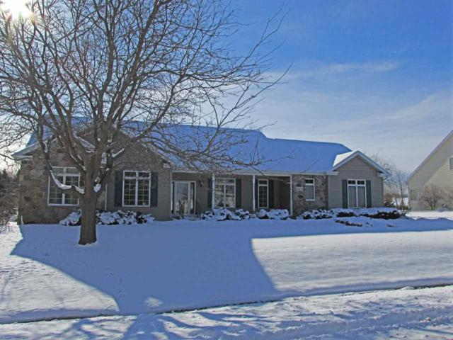 4431 Bellhaven Lane, Oshkosh, WI 54904 (#50198086) :: Dallaire Realty