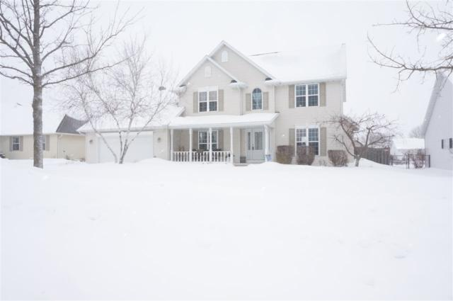 555 Fair Winds Lane, Green Bay, WI 54311 (#50198108) :: Symes Realty, LLC