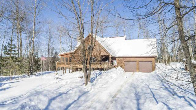 W1372 Hannahs Lane, White Lake, WI 54491 (#50198163) :: Dallaire Realty