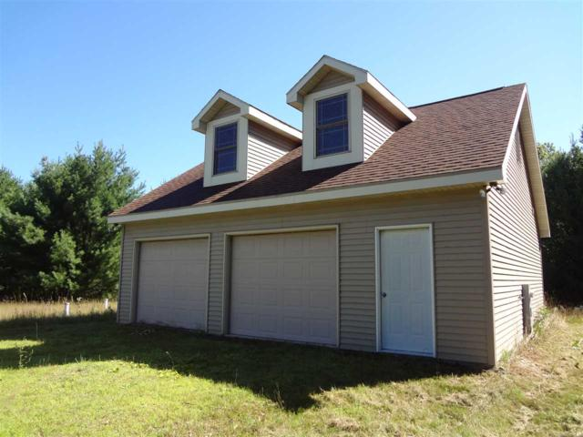 N2623 Tippetts Lane, Wautoma, WI 54982 (#50198174) :: Symes Realty, LLC