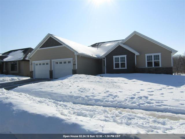 2839 Snowberry Way, Menasha, WI 54952 (#50198193) :: Dallaire Realty