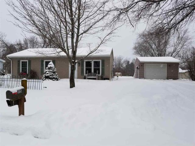 815 Parkview Way, Waupaca, WI 54981 (#50198205) :: Todd Wiese Homeselling System, Inc.