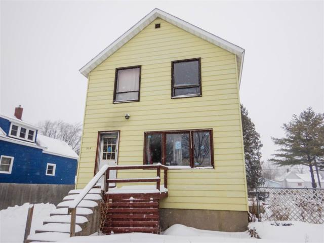 318 Terrace Avenue, Marinette, WI 54143 (#50198407) :: Todd Wiese Homeselling System, Inc.