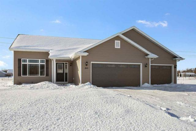 W2115 Tim Drive, Brillion, WI 54110 (#50198508) :: Dallaire Realty