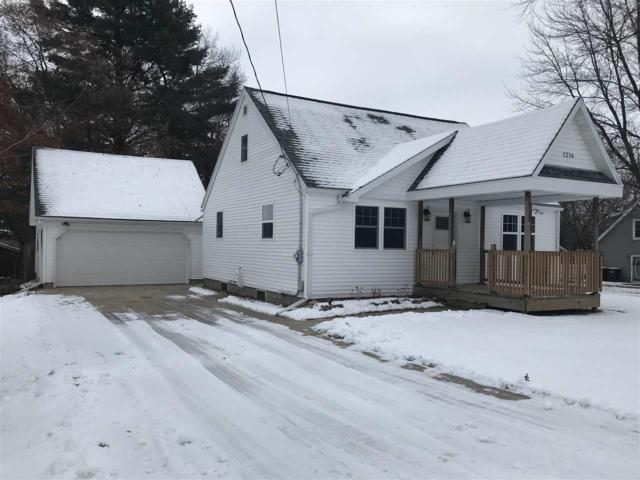 1216 S Andrews Street, Shawano, WI 54166 (#50198886) :: Todd Wiese Homeselling System, Inc.