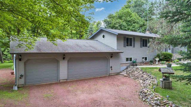 13907 Section 4 Lane, Mountain, WI 54149 (#50198922) :: Symes Realty, LLC
