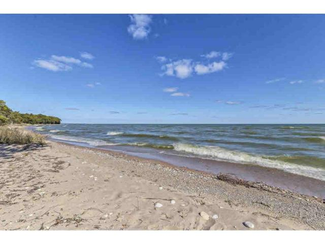 S Lake Michigan Drive, Sturgeon Bay, WI 54235 (#50198939) :: Todd Wiese Homeselling System, Inc.