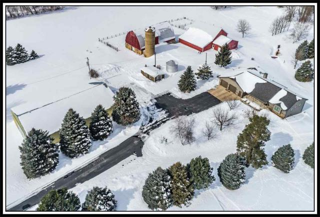 W7646 Winnegamie Drive, Neenah, WI 54956 (#50198971) :: Todd Wiese Homeselling System, Inc.