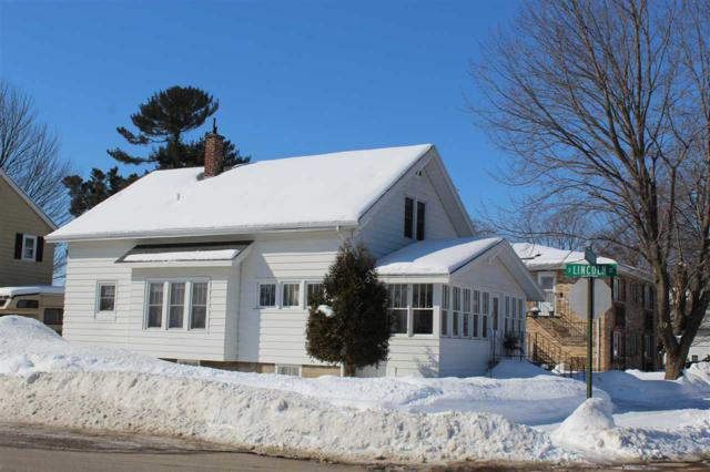 320 E Division Street, Shawano, WI 54166 (#50198972) :: Todd Wiese Homeselling System, Inc.