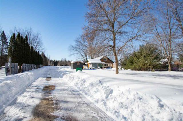 W6717 Hwy H, Wild Rose, WI 55317 (#50199006) :: Dallaire Realty