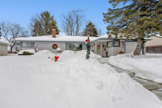 1414 Kuhl Street, Manitowoc, WI 54220 (#50199025) :: Todd Wiese Homeselling System, Inc.