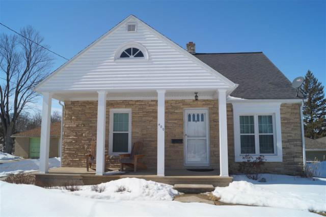400 S Hubbard Street, Horicon, WI 53032 (#50199079) :: Dallaire Realty