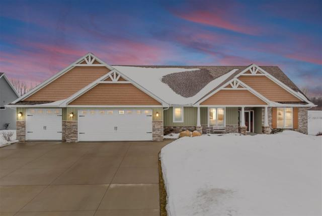 W6311 Lilac Lane, Greenville, WI 54942 (#50199106) :: Dallaire Realty