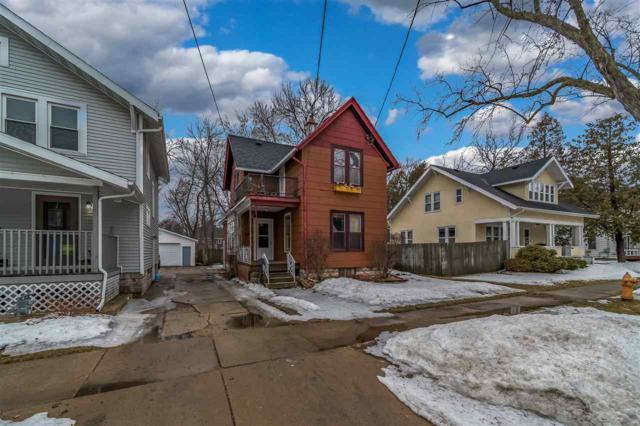 1401 N Appleton Street, Appleton, WI 54915 (#50199169) :: Todd Wiese Homeselling System, Inc.