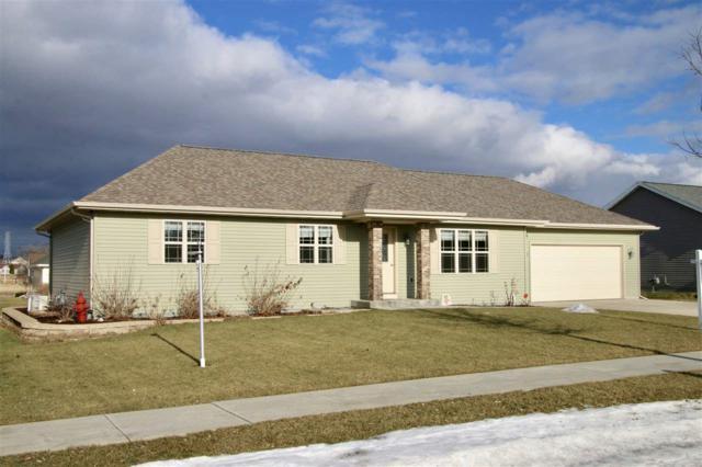 449 Dewberry Drive, Fond Du Lac, WI 54935 (#50199178) :: Symes Realty, LLC