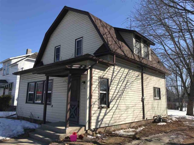 118 S Grand Avenue, Embarrass, WI 54933 (#50199228) :: Todd Wiese Homeselling System, Inc.