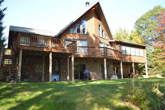 W4975 Rasmussen Road, Wild Rose, WI 54984 (#50199294) :: Dallaire Realty
