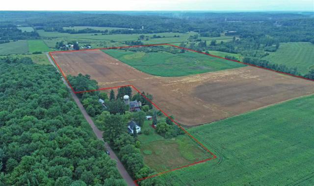 Nelson Road, Iola, WI 54945 (#50199326) :: Dallaire Realty