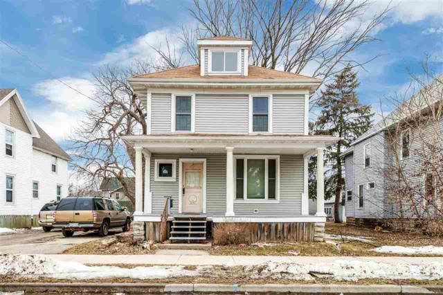 651 Central Street, Oshkosh, WI 54901 (#50199382) :: Todd Wiese Homeselling System, Inc.