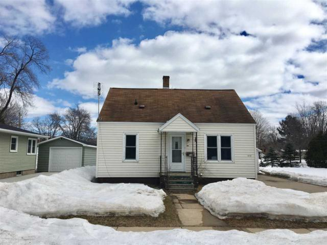 1212 S Franklin Street, Shawano, WI 54166 (#50199414) :: Todd Wiese Homeselling System, Inc.