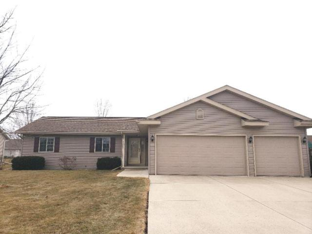 420 Dewberry Drive, Fond Du Lac, WI 54935 (#50199471) :: Todd Wiese Homeselling System, Inc.