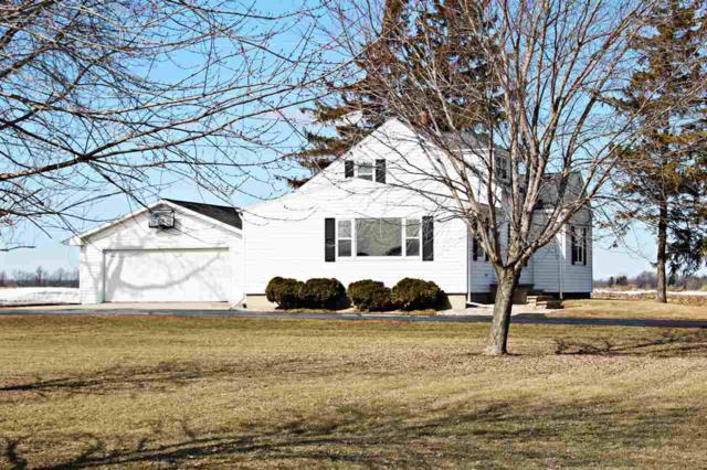 N5473 Hwy U, Oneida, WI 54115 (#50199501) :: Todd Wiese Homeselling System, Inc.