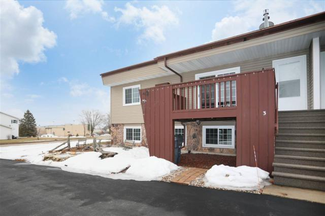 1001 Orchard Drive #3, Seymour, WI 54165 (#50199512) :: Todd Wiese Homeselling System, Inc.