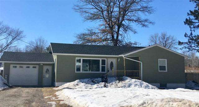 N3807 Cleveland Avenue, Marinette, WI 54143 (#50199562) :: Todd Wiese Homeselling System, Inc.