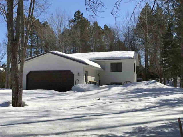 5224 W Silver Lake Road, Laona, WI 54541 (#50199744) :: Todd Wiese Homeselling System, Inc.
