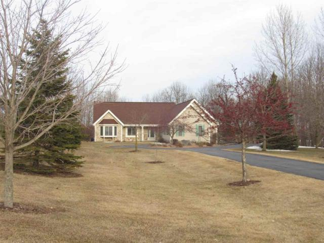 855 Neumeyer Lane, Brillion, WI 54110 (#50199777) :: Dallaire Realty