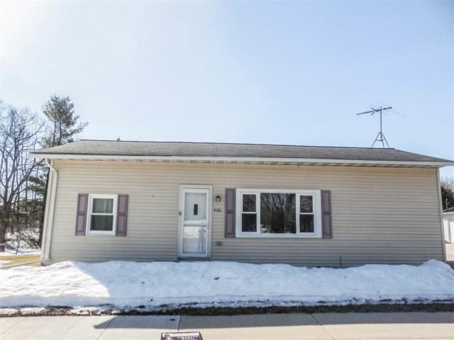 406 E Main Street, Gillett, WI 54124 (#50199781) :: Todd Wiese Homeselling System, Inc.