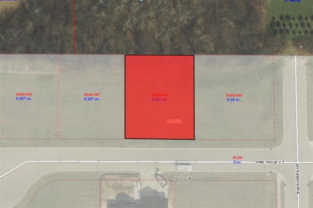 962 Pine Ridge Street, Brownsville, WI 53006 (#50199817) :: Todd Wiese Homeselling System, Inc.
