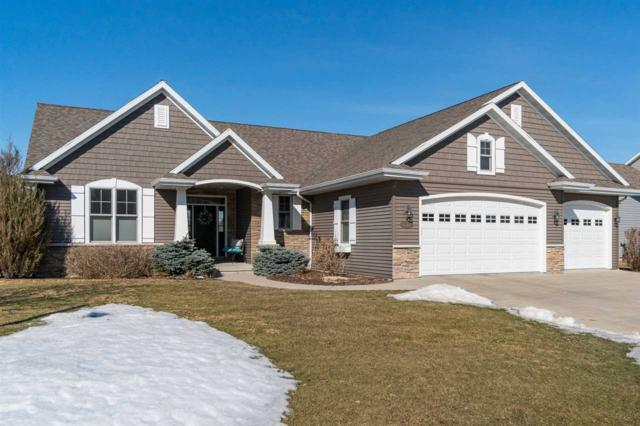 1388 Whispering Pines Lane, Neenah, WI 54956 (#50199872) :: Dallaire Realty