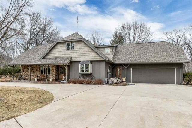 N1250 34TH Road, Berlin, WI 54923 (#50199994) :: Dallaire Realty
