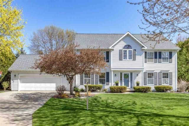 200 E Timberline Drive, Appleton, WI 54913 (#50200074) :: Symes Realty, LLC