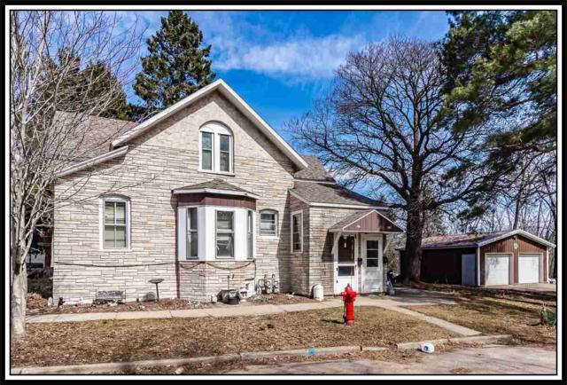603 Bruce Street, New London, WI 54961 (#50200078) :: Todd Wiese Homeselling System, Inc.