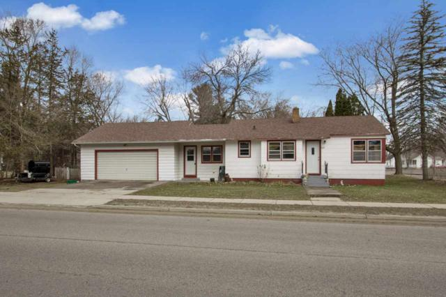 302 W Division Street, Wautoma, WI 54982 (#50200140) :: Dallaire Realty