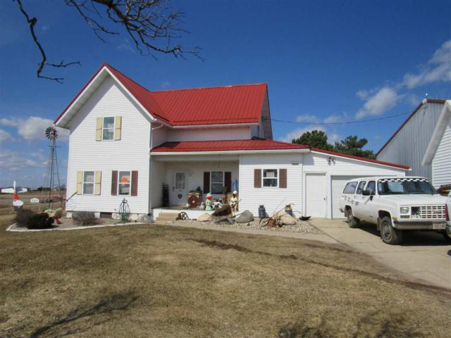 N4420 Rexford Road, Shiocton, WI 54170 (#50200350) :: Dallaire Realty
