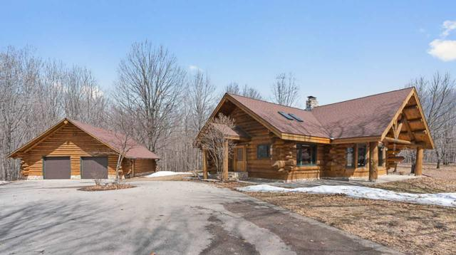N5356 Bagley Road, Marinette, WI 54143 (#50200474) :: Dallaire Realty