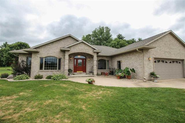 N8014 Hwy G, Iola, WI 54945 (#50200508) :: Dallaire Realty