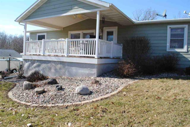 W847 Hwy B, Campbellsport, WI 53010 (#50200607) :: Dallaire Realty
