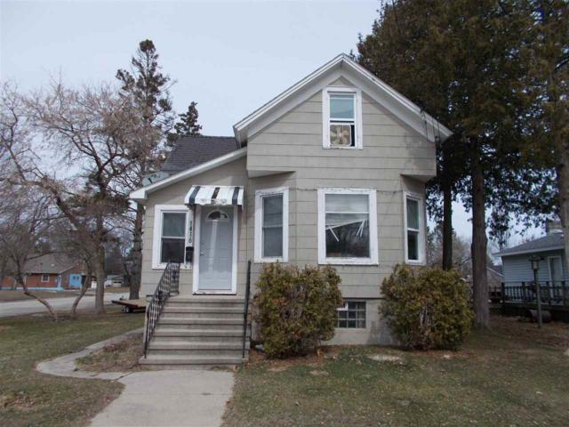 1416 30TH Avenue, Menominee, MI 49858 (#50200656) :: Todd Wiese Homeselling System, Inc.