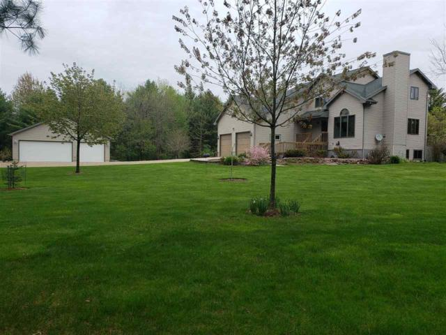 N1168 Marten Road, Fremont, WI 54940 (#50200675) :: Dallaire Realty