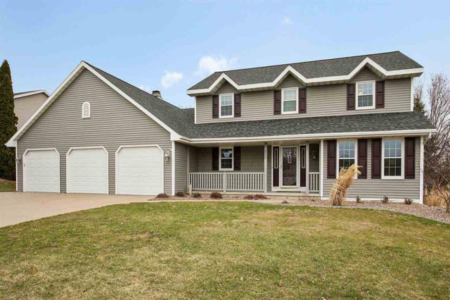 3156 Molly Brown Lane, Green Bay, WI 54313 (#50200740) :: Dallaire Realty