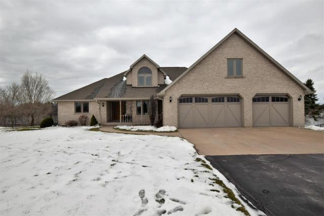 5808 Goldust Drive, De Pere, WI 54115 (#50200836) :: Dallaire Realty