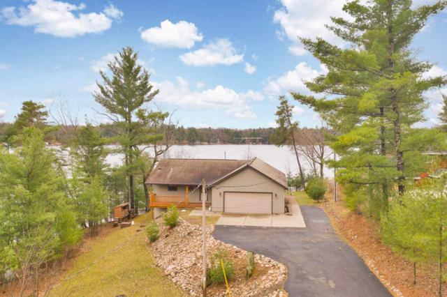 W4901 Wilson Road, Waupaca, WI 54988 (#50201192) :: Dallaire Realty