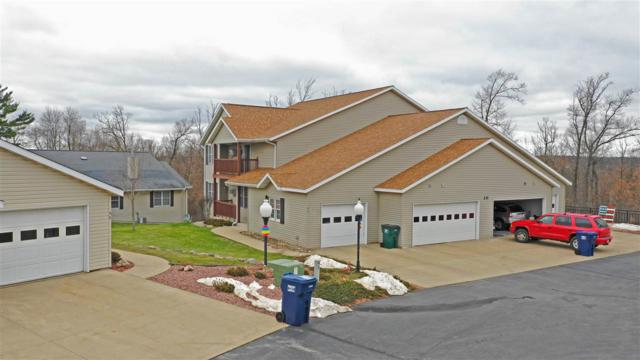 231 Country Side Court C, Waupaca, WI 54981 (#50201207) :: Dallaire Realty