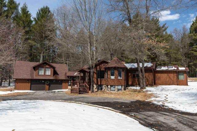 11498 Old 64 Road, Pound, WI 54161 (#50201220) :: Todd Wiese Homeselling System, Inc.