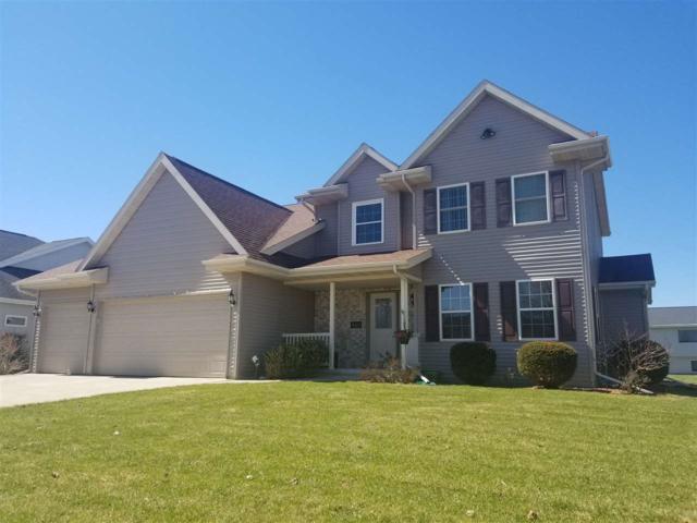 460 Crowfoot Avenue, Fond Du Lac, WI 54935 (#50201221) :: Todd Wiese Homeselling System, Inc.
