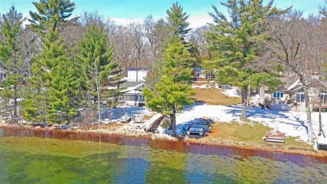 E1633 North Sunset Lake Lane, Waupaca, WI 54981 (#50201224) :: Todd Wiese Homeselling System, Inc.